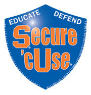 Security at Syracuse University badge
