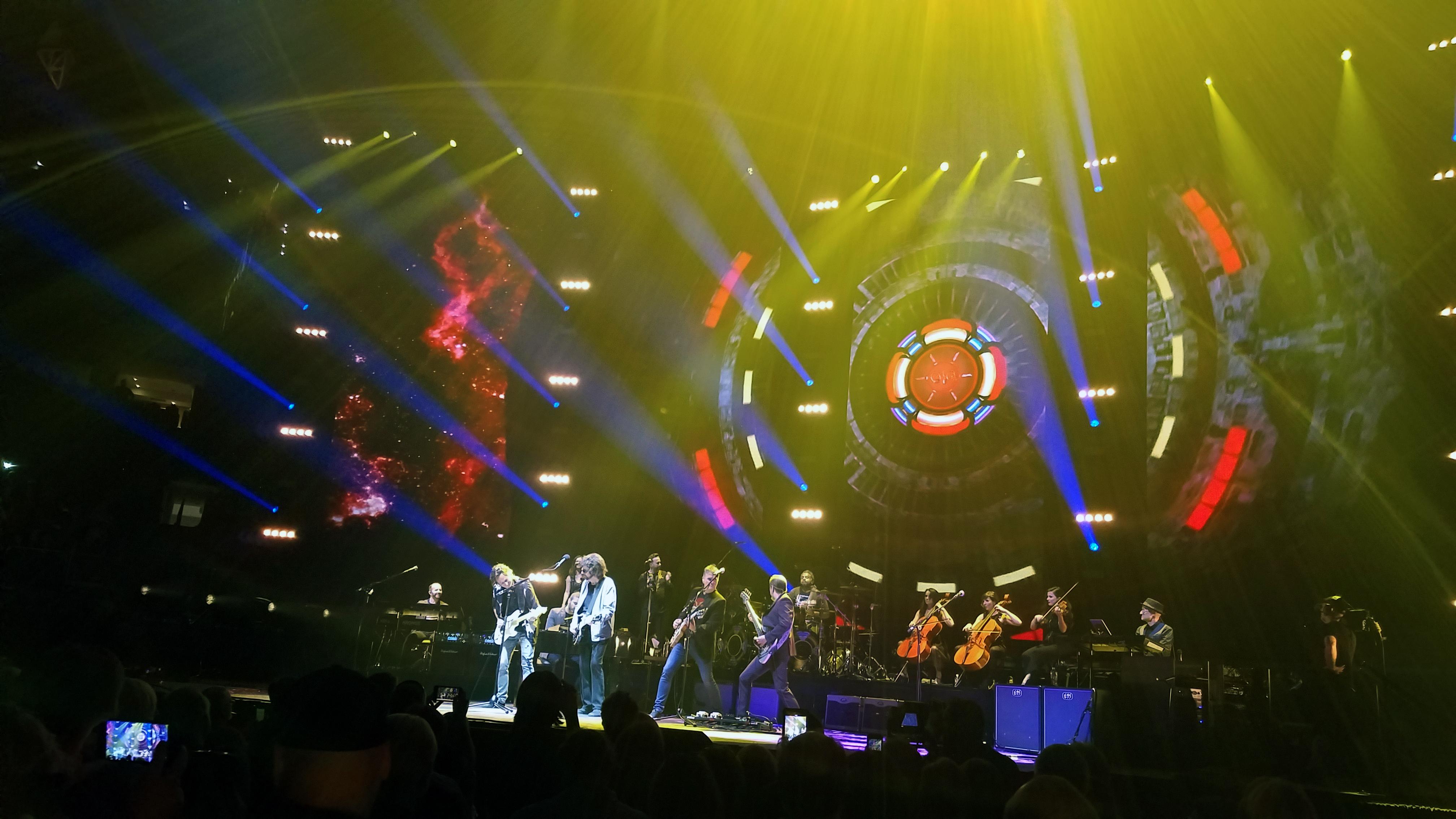 Jeff Lynne concert