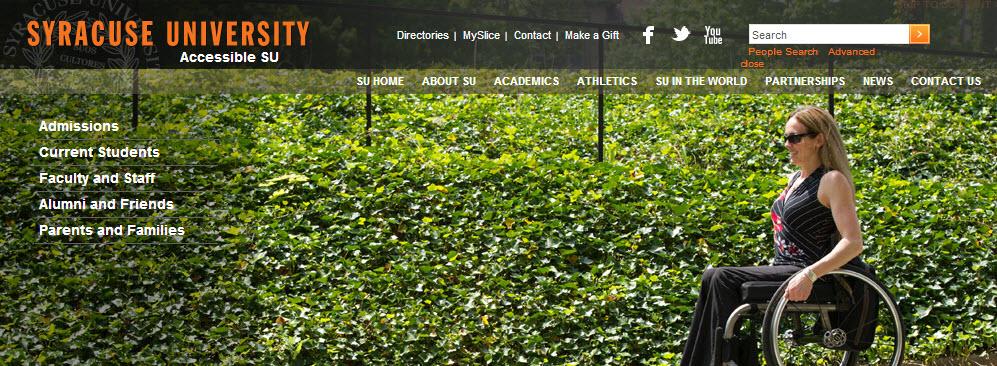 Accessible SU image