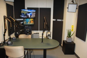 Maxwell School Recording Studio