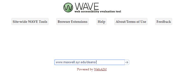 Wave URL